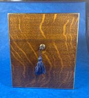 Victorian Brassbound Oak Decanter Box (14 of 20)