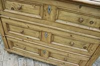 Gorgeous! Stunning! Big! Victorian Pine Chest of Drawers - We Deliver! (6 of 8)