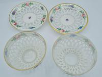 Pair of Bohemian Overlay Glass Bowls (5 of 11)
