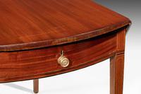 George III Mahogany Oval Pembroke Table (4 of 4)