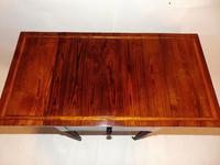 Regency Kingwood Small Pembroke Table (10 of 12)