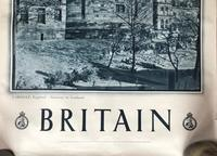 9 Original  Photogravure Printed Travel Posters from the Series 'Britain' by the Travel Association (16 of 18)
