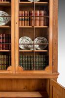 George III Period Pine Bookcase (5 of 6)