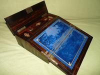 QUALITY Betjemann Coromandel Writing Box. 100% Original c1870 (4 of 15)