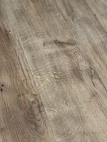 Large Rustic French Bleached Oak Farmhouse Dining Table (36 of 40)