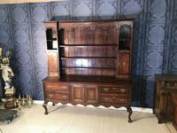 Georgian Style Oak Dresser (2 of 20)