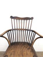 Early Georgian Windsor Stick Back Chair (6 of 11)