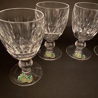 Six Waterford 'Maureen' Port Glasses (2 of 3)