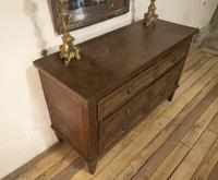 Louis XVI Period Original Painted Commode - Chest of Drawers (4 of 14)