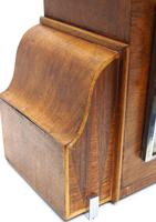 Fine Smiths Art Deco Mantel Clock Triple Chime 8 Day Westminster Chime Mantle Clock (5 of 10)