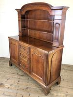 Antique Victorian Mahogany Sideboard (2 of 13)