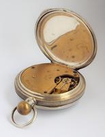 Antique Waltham Hillside Pocket Watch, 1886 (4 of 6)