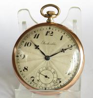 1930s Sackville Pocket Watch, General Watch Co