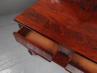 Antique William IV Mahogany Side Table c.1830 (11 of 12)