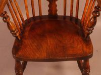 Ash & Elm High Windsor Chair Allsop Worksop Maker (2 of 8)