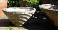 Set of the conical garden planters (3 of 9)