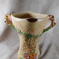 "Large Arthur Wood ""Garden Wall"" Vase (2 of 7)"