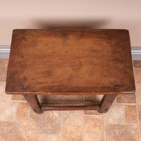 Primitive Occasional Table (4 of 9)