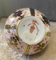 Royal Crown Derby Imari Pattern Base 1939 (4 of 4)