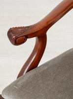 Set of 8 Mahogany Chippendale Style Dining Chairs (5 of 17)