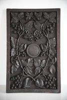 Carved Oak Panel Vines (4 of 9)