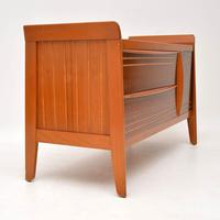 1950's Vintage Walnut Sideboard (2 of 11)