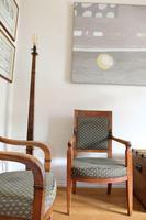 Art Deco Walnut Standard Lamp (15 of 15)