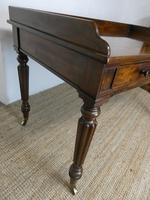English Regency Dressing Table - Attributed to Gillows (8 of 10)