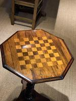 Victorian Chess Table (2 of 8)