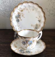 Doulton Burslem Porcelain Trio c.1897 (5 of 5)