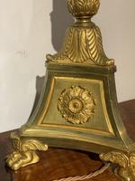 19th Century Table Lamp (3 of 7)