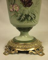 Antique Victorian Vase Lamp (6 of 10)
