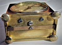 Art Deco Travel Alarm Clock of the Highest-Quality by Zenith (6 of 6)