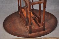 17th Century Figured Oak Gateleg Table (4 of 11)