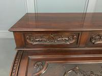 Maple and Co. Large Mahogany Cylinder Desk (8 of 25)