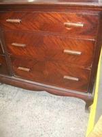 Victorian Mahogany Mirror-back Sideboard (3 of 3)