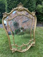 Louis XV Style Gilt Mirror (6 of 7)