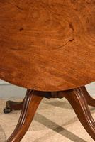 Regency Mahogany Supper Table (3 of 6)