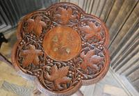 Decorative Pair of Indian Table Stands (4 of 6)