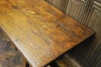 Spanish Chestnut Wood Tavern Table (4 of 8)