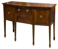 Early 20th Century Mahogany Sideboard (3 of 4)
