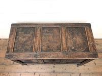 18th Century Oak Blanket Box (12 of 14)