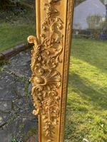 Very Large Gilt Mirror (3 of 11)