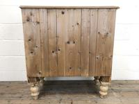 Antique Pine Chest of Drawers (m-1490) (7 of 7)