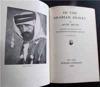 1930 1st Edition In The Arabian Desert  By Alois Musil (2 of 4)
