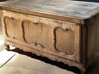 18th Century French Bleached Desk (18 of 20)