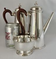 Silver Plated Chocolate Set c.1930 (8 of 8)