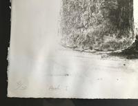 Original etching 'Arch 1' by Ivor Abrahams RA. 1935-2015 Signed, dated and inscribed. (2 of 4)