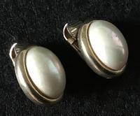 Pair of Vintage Christian Dior Earrings