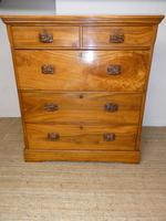 Large 19th Century Camphor Wood Colonial Chest of Drawers (11 of 11)